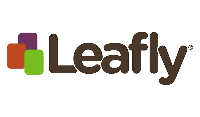 Logo Leafly