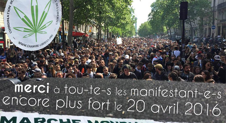 Marche mondiale cannabis 2015
