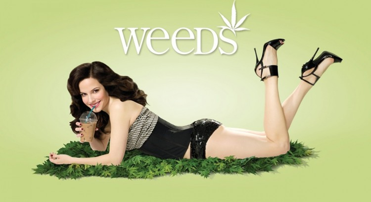 Weeds série TV