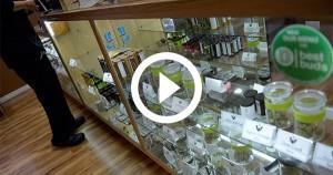 Publicité cannabis retirée