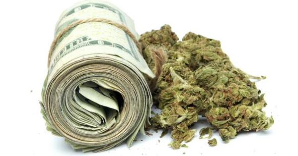 Problème banque cannabis