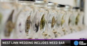 Mariage weed bar