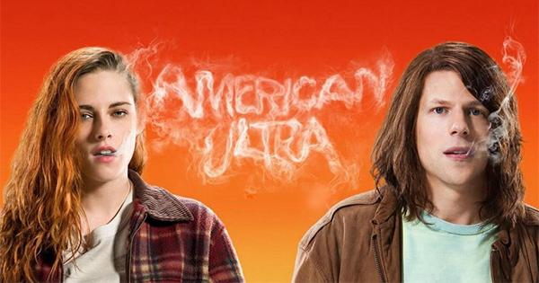 American Ultra film weed