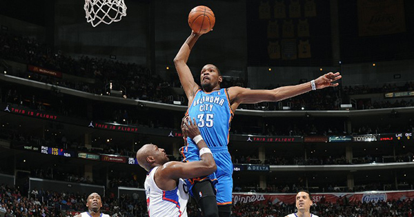 Dunk Kevin Durant