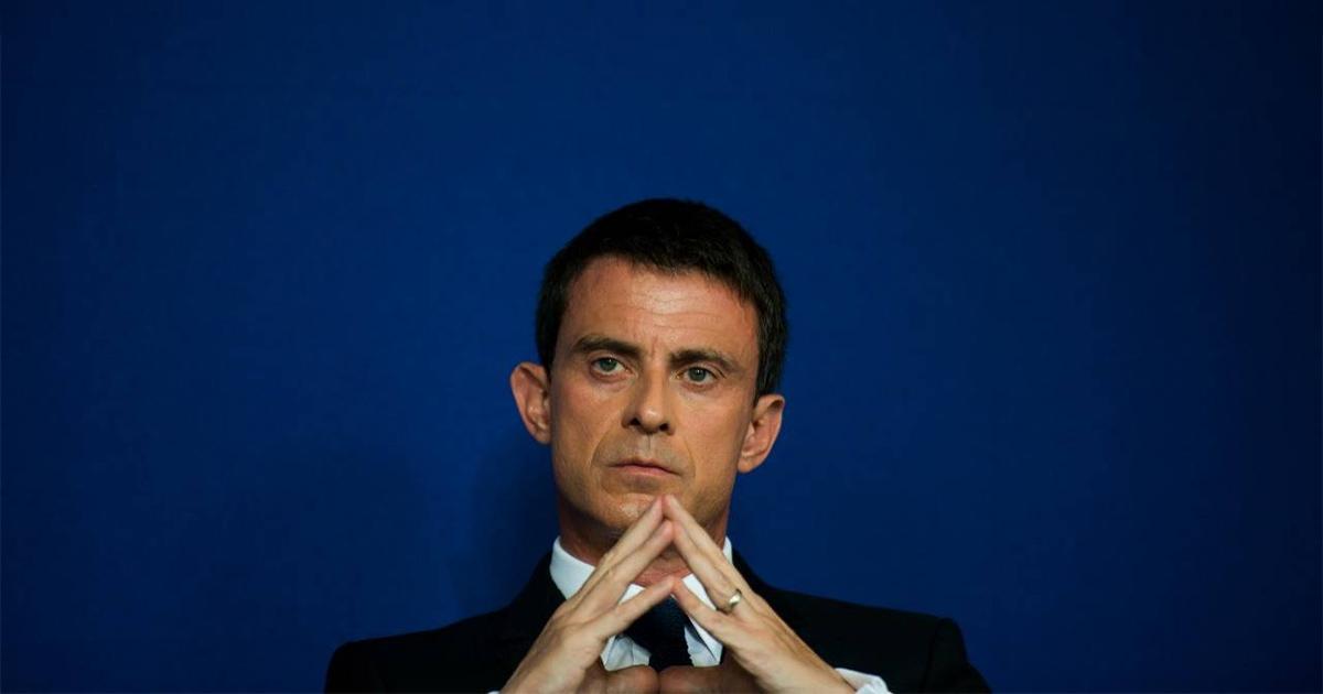 Manuel Valls dépénalise le cannabis