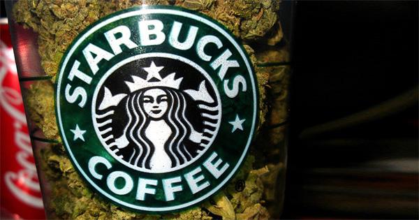 Starbucks de la weed