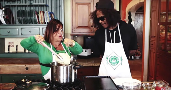 Ab Soul dans Smoke in the Kitchen