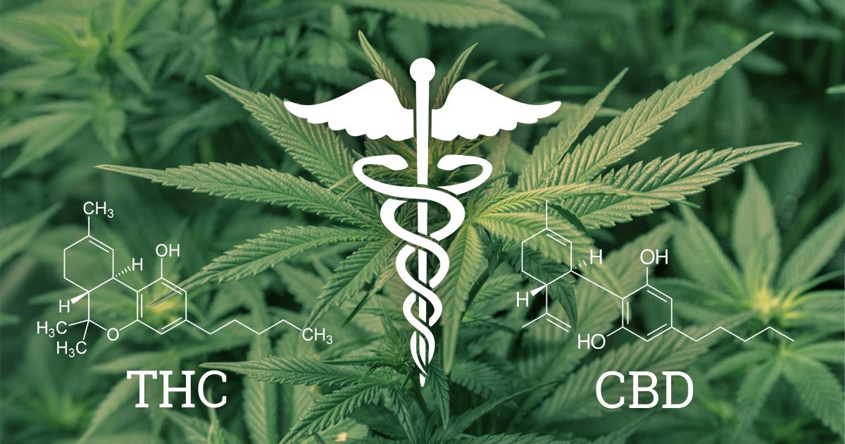 Différences entre THC et CBD