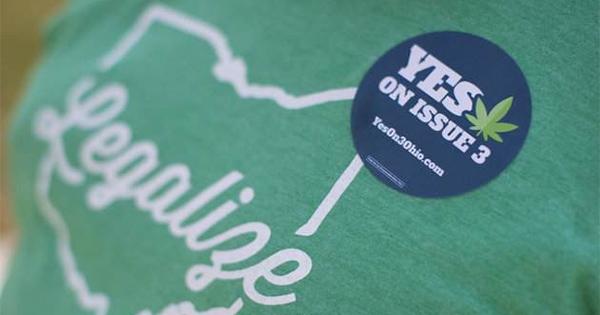 Légalisation du cannabis en Ohio