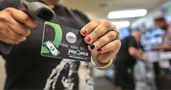 PayQwick, la carte de crédit du cannabis