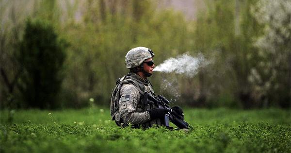 Vétérans ont droit au cannabis