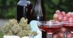 Vin infusé au cannabis : bientôt sur nos tables ?
