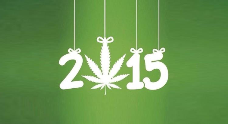 2015, année du cannabis