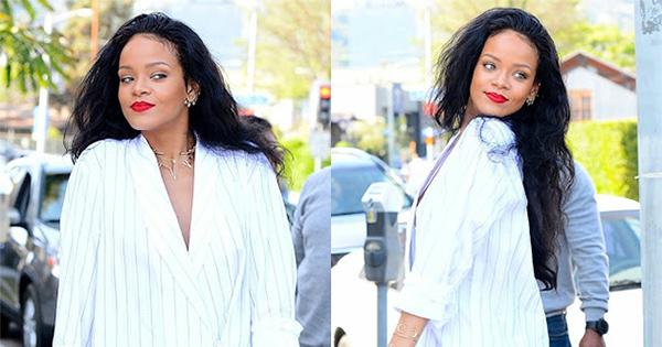 Bijoux de Rihanna