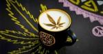 Du café infusé au cannabis pour un réveil en douceur