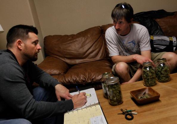 Consultant en cannabis