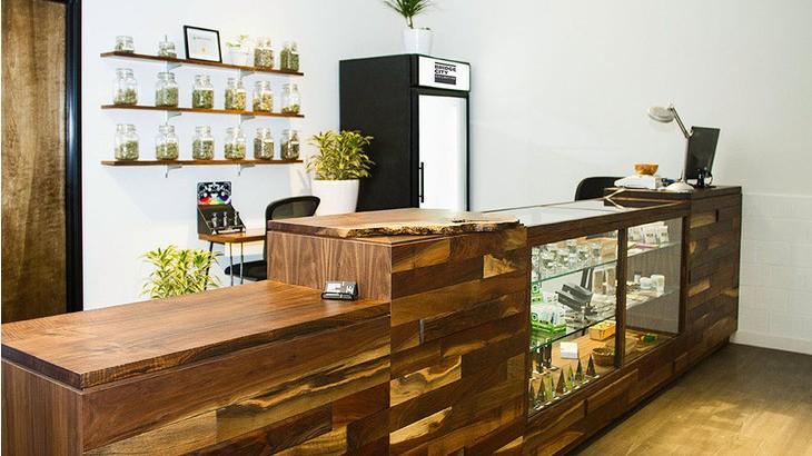 Plus beaux dispensaires de cannabis aux USA