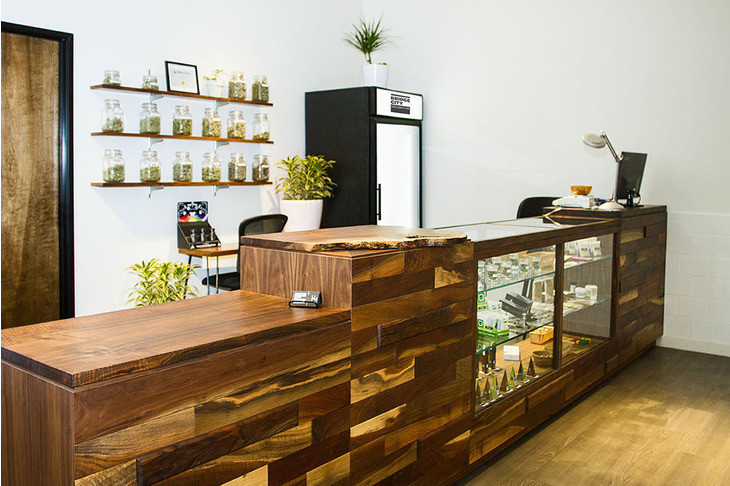 Plus beaux dispensaires de cannabis aux USA