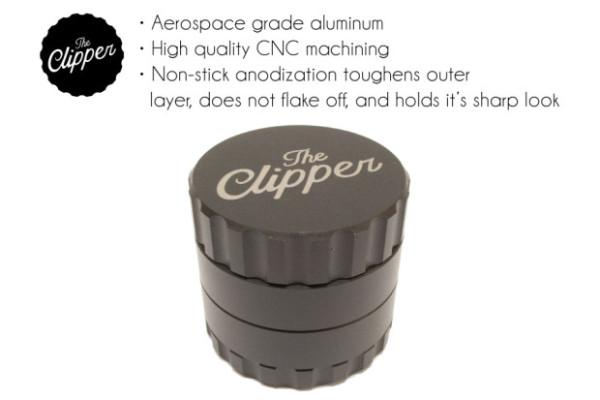 Présentation du grinder Clipper