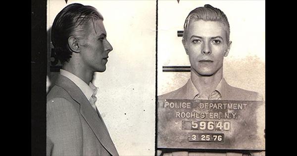 Mughsot de David Bowie