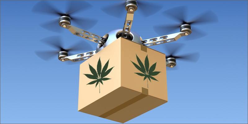 Livraison de cannabis en France