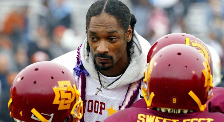 Snoop Dogg, coach de football américain