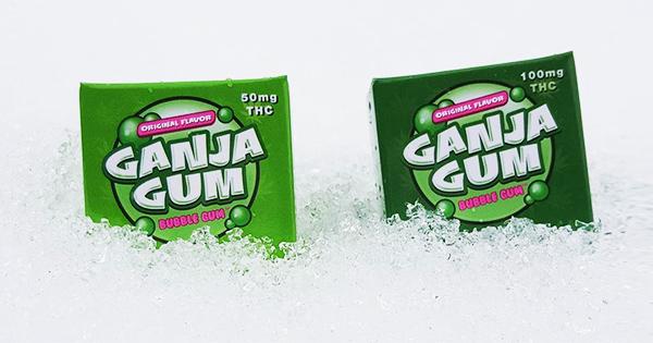 Ganja Gum