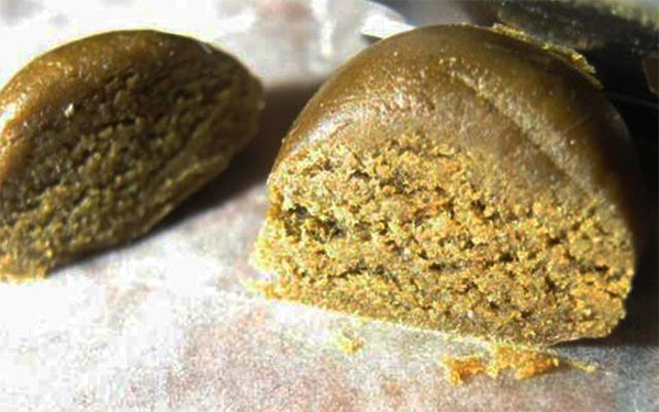 how to make solid hash