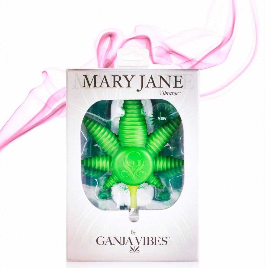 Le Mary Jane Vibrator