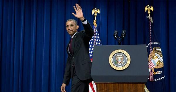 Obama et les réformes sur le cannabis en 2016