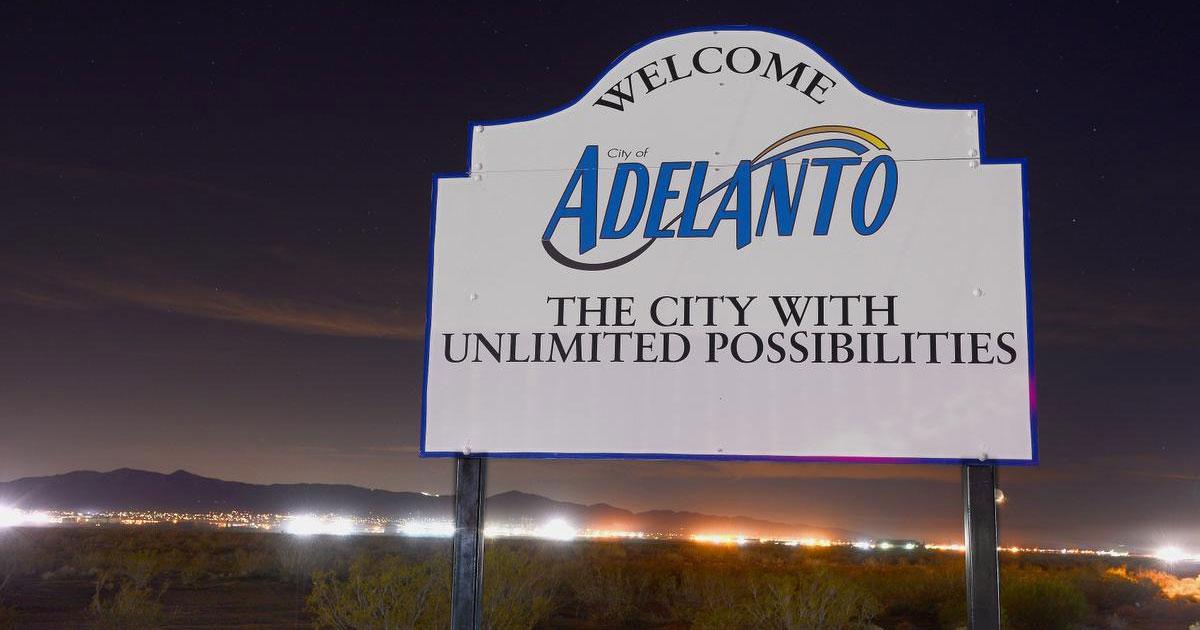 Adelanto remplace ses prisons par du cannabis