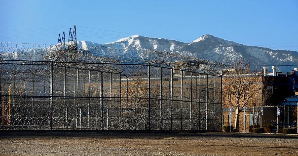 Une prison d'Adelanto