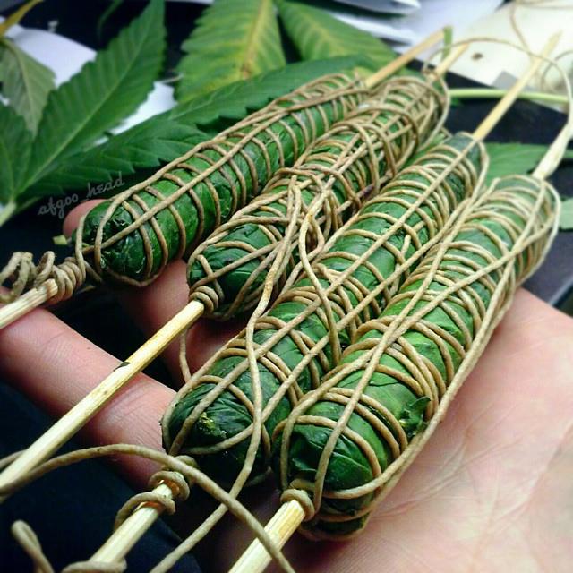 Des Thai sticks d'Afgoo_head