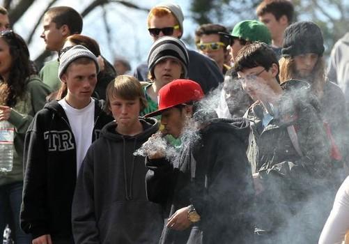 Effets du cannabis sur les jeunes
