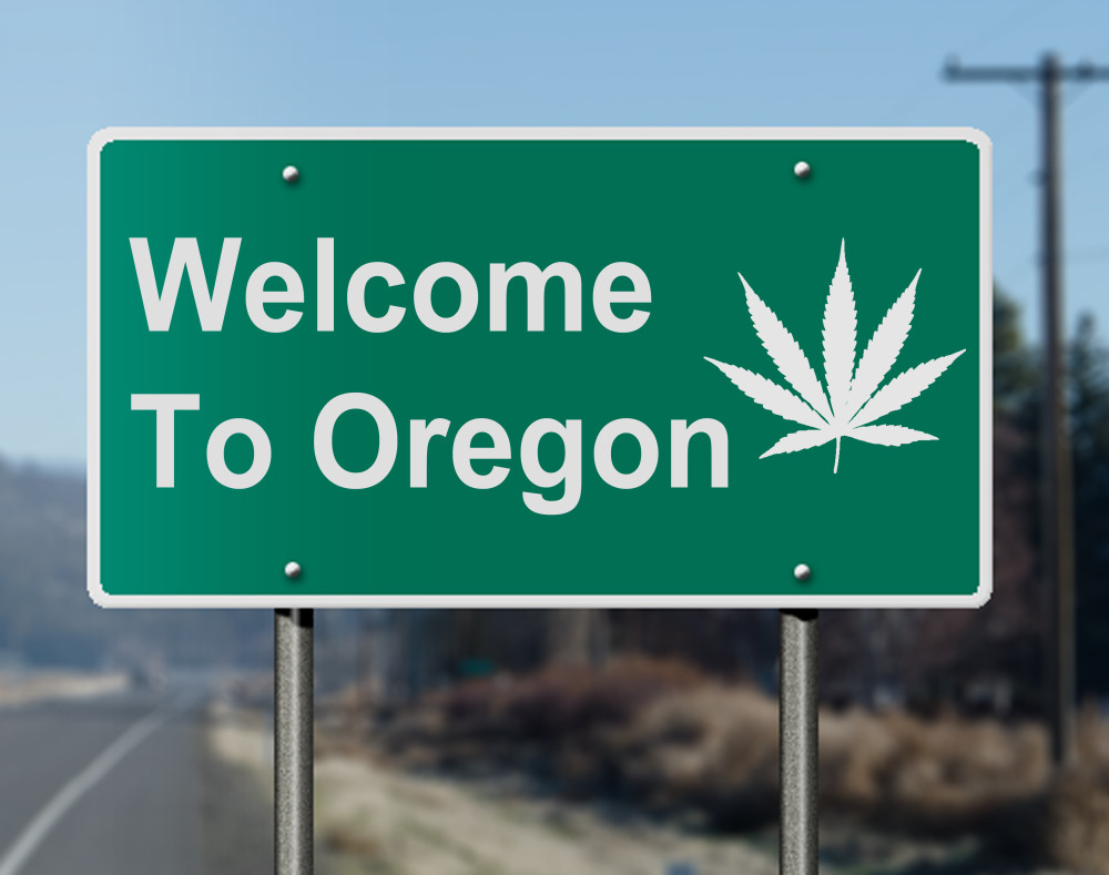 Oregon Cannabis
