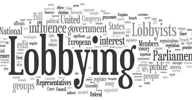 Lobbying du cannabis