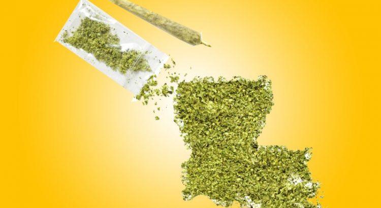 Louisiane cannabis médical