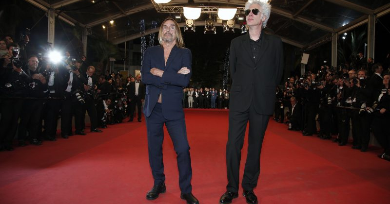 Iggy Pop à Cannes