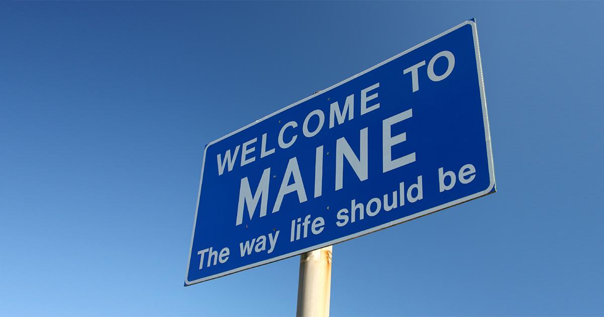 Légalisation du cannabis dans le Maine