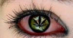 Pourquoi les fumeurs de cannabis ont les yeux rouges?