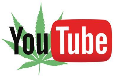 Chaine youtube sur le cannabis