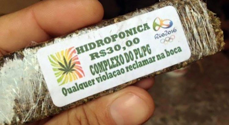 Cannabis des JO de Rio
