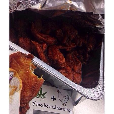 KFC au cannabis
