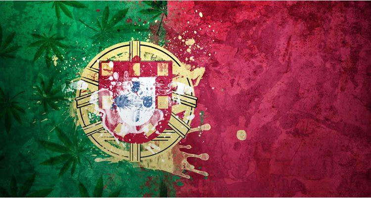 Cannabis au Portugal