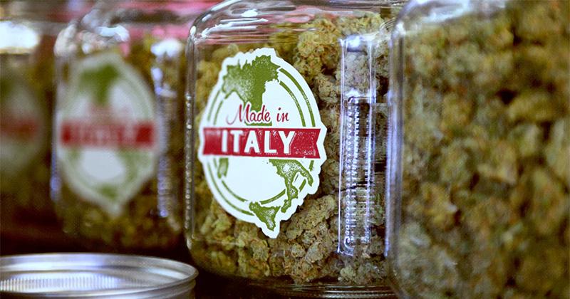 Débat sur la légalisation du cannabis en Italie