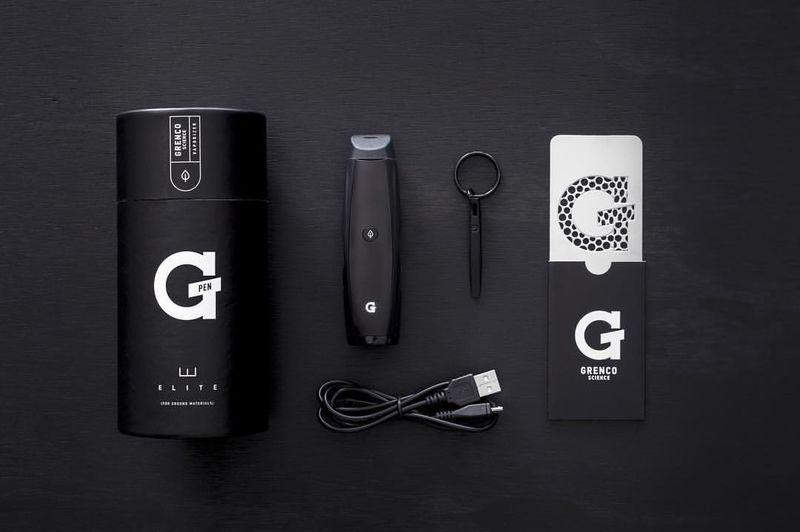 GPen Elite et ses accessoiresGPen Elite et ses accessoires