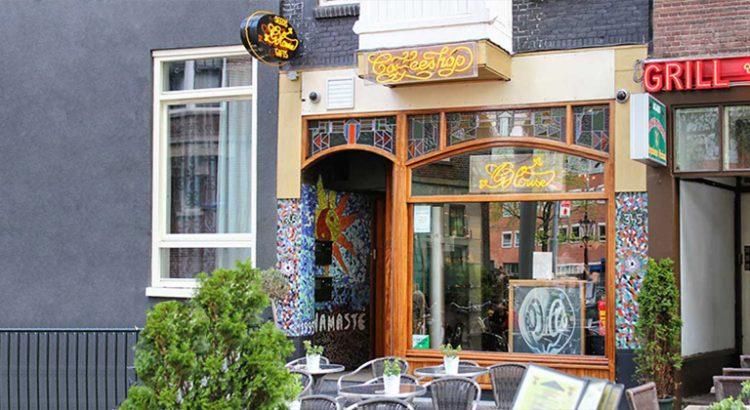 Coffeeshop Green House Namaste à Amsterdam