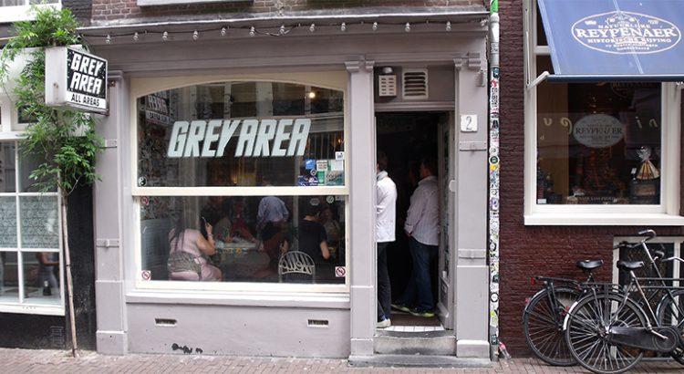 Coffeeshop Grey Area à Amsterdam