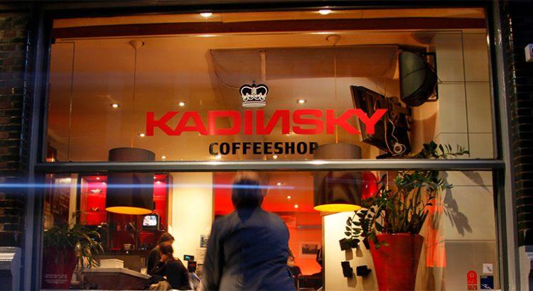Coffeeshop Kadinsky à Amsterdam