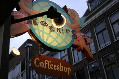 Logo du coffeeshop The Rookies à Amsterdam